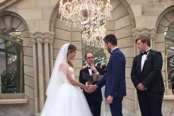 The Marriage of Stef and Stef van Aardt