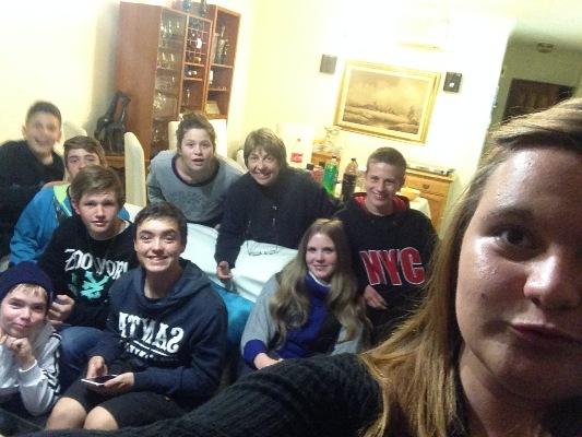 Teens 1st Get-together
